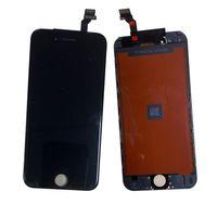 아이폰 6 6S 7G 8G 6에 대한 LCD 디스플레이 6 PPPLUS 6S 플러스 7 플러스 8 플러스 프레임 프레임이있는 완벽한 화면 완전 화면