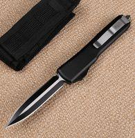 A15 CNC VG10 STEautomatic facas Benchmade faca T6061 alça CNC VG10 bolso OUT faca de aço faca BM3300 Camping tático Survival Hunting