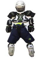 Professionele IJshockey-apparatuur Volledige set voor kinderen en volwassenen OEM-service beschikbaar Goalie handschoenen elleboog knie pads