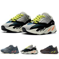 Baby Kids Shoes Wave Runner 700 Style Kanye West Running Sho...