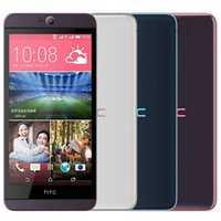 تم تجديده الأصل HTC الرغبة 826 826W المزدوج سيم 5.5 بوصة الثماني الأساسية 2GB RAM 16GB ROM 13MP 4G LTE مقفلة الهاتف الذكي الروبوت مجاني DHL محفظة 5pcs