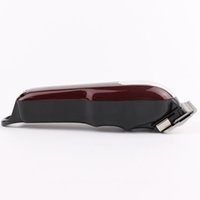 2021 8148 magic red Men' s Electric Hair Clippers Cordle...