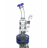 Klein straight fab egg glass bong quartz banger matrix perc ...