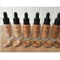 Heiße Marke Younique Touch Liquid Foundation Concealer Creme Moodstruck Opulence BB Creme 10 Farbe 20 ml für Schönheit Top Qualität Freies Verschiffen