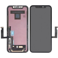 Schermo AMOLED per iPhone X XS XR Display LCD Touch Screen Digitizer Assembly Sostituzione OEM TFT testata al 100% per iPhone X 5.8