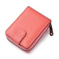 Women Wallet Storage Elegant Purses Zipper Card Holder Small...