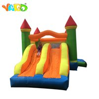 YARD Residential inflatable bouncer bounce house moonwak bou...