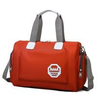 Pembe Sugao tasarımcı spor çantası seyahat çantası lüks spor çanta erkek ve kadın omuz çantası su geçirmez çanta 2020 sıcak satış BHP