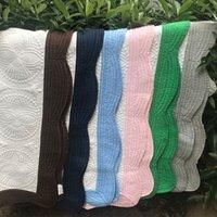 Grenzüberschreitende Decke Schnellverkauf Explosive gesteppte Baumwolle Babydecke Stickerei Kinderdecke 36x46 Zoll Großhandel 2020 Heißer Verkauf