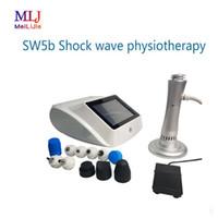 المحمولة الألم صدمة العلاج معدات العلاج موجة لصالون تجميل والاستخدام المنزلي