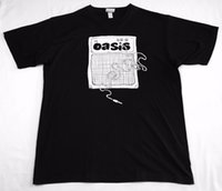 "Oasis "" Amplifier"" T- shirt Official Adult Mens Blac..."