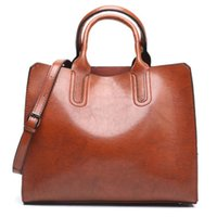 goood quality Leather Handbags Big Women Bag High Quality Ca...