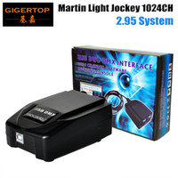 Tiptop 3pin USB 1024 Martin LightJockey LED-scenljuskontrollen USB Martin Light Jockey USB Controller DMX512 Stage Light Contass