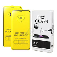 9D Full Cover Tempered Glass full glue screen protector For ...