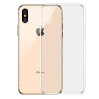 High Clear TPU Case Cover For iPhone X Xs Max Xr 7 8 6S 6 5 ...