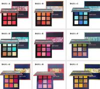 Güzellik Sırlı Göz Farı Paletleri 9 Renkli Göz Farı Versiyonu 15 Farklı Renk Glitter Mat Pırıltılı Renkli Makyaj Paleti Aydınlatmak