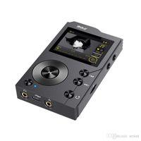 Bluetoothを持つIrulu F20 Hifiの失われたMP3プレーヤー:16GBのメモリーカードを持つDSD高解像度デジタルオーディオ音楽プレーヤー
