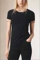 2020 새로운 스타일 Womens 브랜드 디자이너 티셔츠 의류 탑스 반팔 여성 섹시한 새로운 면화 티셔츠 8 색