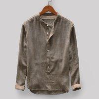 디자이너 패션 캐주얼 셔츠 남성 긴 소매 슬림 맞춤 남성 캐주얼 버튼 다운 셔츠 인과 드레스 셔츠 남성 의류 Camisa