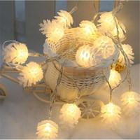 3M 20 LED Ид Мубарак Натал строка Фея свет Навидад Рождественская елка светодиодные фонари открытый гирлянда рождественские украшения для дома