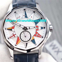 BEST Sports Mens Watch Automatic Stainless Steel White Dial ...