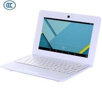 10,1 pouces 1G + 8g avec ligne wifi netbook Android 6.0 ordinateur portable