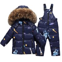 2019 Winter Jacket Kids Down Jackets For Boys Girls Child...
