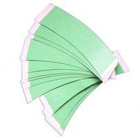 36pc / lot Facile verde di alta qualità forte doppio nastro per il nastro adesivo Toupees Parrucca Walker Tape