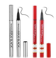 Makeup Eyeliner Pencil Waterproof Black Eyeliner Pen No Blooming Precision Liquid Eye liner Pencil Makeup Tools RRA2112