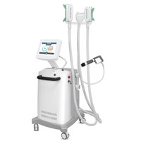 Equipo de crio aprobado por CE Cryolipolysis Shock Wave Therapy Freeze Machine Máquina de vacío Fallo congelación Máquina adelgazante al por mayor