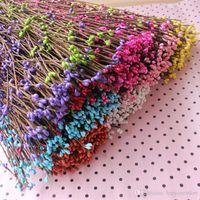 꽃 arrangemanet 팔찌 화환 결혼식 DIY 화환 인공 꽃 화환에 대한 100PCS DIY 꽤 핍 베리 줄기