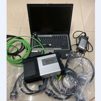 MB Star C5 SDConnect C4 с программным обеспечением 12/2020 ноутбуков D630 Professional Авто Диагностика SD Connect C5 WIFI Diagnose сканер