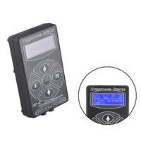 Hurricane Tattoo Netzteil HP-2 Schwarz-Digital-LCD für Tattoo Maschine Clip Cord Kit Heißer Verkaufs-0614003