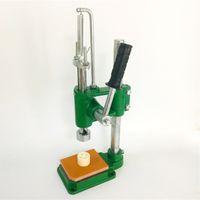 Металлический пресс для оправки станка Пресс-инструменты для сыпучих паров G5 Пресс в наконечнике Мундштук Тележки Vape Pure One Moonrock Clear Картриджи Vape Eureka