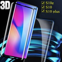 3D protective glass on for samsung galaxy s10 plus e screens...