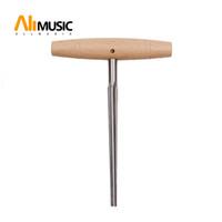 Violin Viola Peg Hole Reamer 1:30 Mango de madera cónica para piezas de herramientas Luthier
