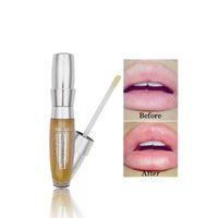 MINISTAR Lip Extreme Clear Lip Gloss 3D Volume Plumping Hidratante Lipgloss Clear Profesisonal Lips Maquillaje con aceite de jengibre