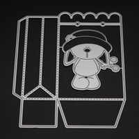 SCD1215 Package Scrapbook Metal Cutting Dies For Scrapbookin...