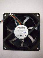 oder Foxconn PVA080G12H P00-AE, PVA080G12H P00-Server-Lüfter DC 12V 0.60A 80x80x25mm 4-Draht