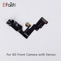 Yüksek Kaliteli Ön Kamera Sensörü Ile iphone 5 5 S 5C Onarım parçaları için iPhone 6 6 P 6 S 6SP 7G 7 P 8G 8 P