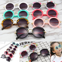 Baby Sunglasses 2019 Fashion Girls Boys Beach Supplies UV400...