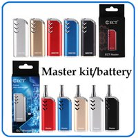 ECT Master Kit 650mAh Battery Preheat VV Vape Box Mod for 51...
