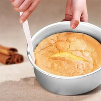 Set Luce 2Pcs / Peso Bakeware Torta ruspa utensili da cucina fai da te Mold Bakeware della pasticceria Spogliarello cottura Knife