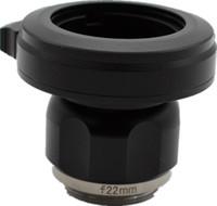 Médica a prueba de agua de 22 mm cámara de inspección óptica del endoscopio USB adaptador de alta definición compatible con cualquier acoplador labtop y escritorio