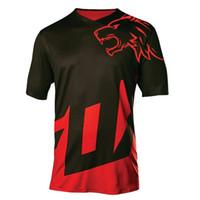 Downhill Jersey Mountainbike Motorrad Radtrikot Crossmax Shirt Ciclismo Kleidung für Männer MTB T Shirt DH MX Jersey Radfahren