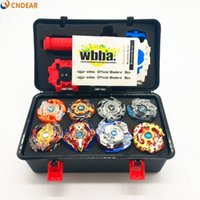New Toupie Beyblades Metal Fusion Beyblades Set Storage Box ...