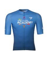 2019 Israel Ciclismo Academy Pro Team 4 Cores Apenas Manga Curta Ropa Ciclismo Camisa Ciclismo Jersey Ciclismo Wear Tamanho: XS-4XL