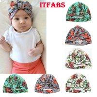 Yenidoğan Bebek Çocuk Erkek Bebek Kız Turban Pamuk Beanie Hat Kış Sıcak Güzellik Cap