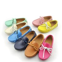 New Children Flat Shoes Loafers Baby Toddler Casual Princess...