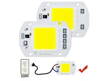 COB LED Lamp Chip AC 220V No Need Driver LED Flood Light Bulb Chip 3W 5W 7W 9W 10W Diy Spotlight Floodlight Lampada